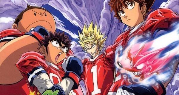 "Reseñas Anime: ""Eyeshield 21"""
