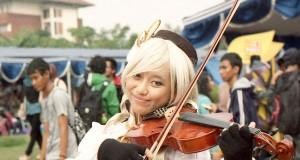 Madoka MAgica Violin—CC Nseika