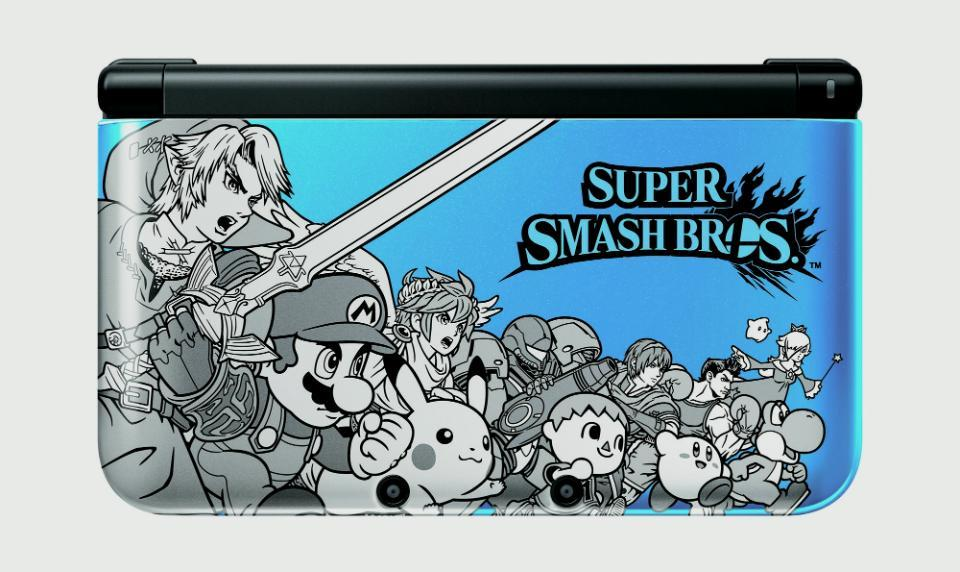 Nintendo 3DS XL Smash