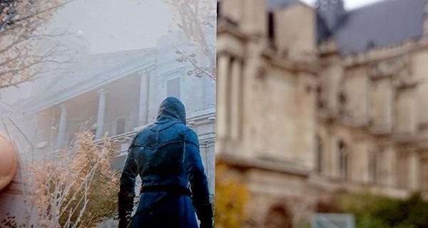 Assasins Creed Uniry Francia