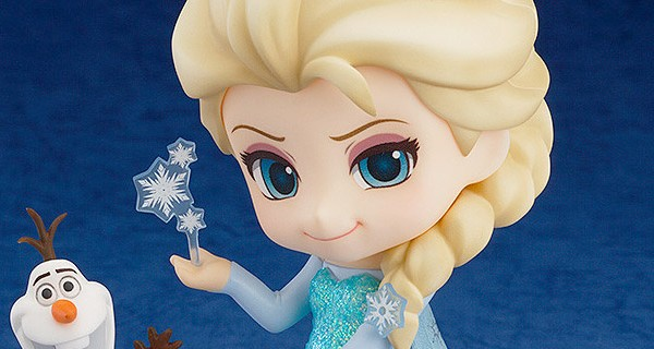 Frozen Nendoroid