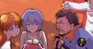 Hideaki Anno—Por Yoshizaki Mine