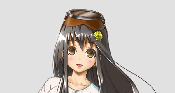 Mascota Moe Shima ama