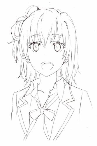 OreGairu Yui