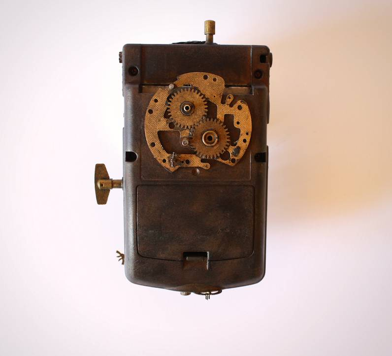 GameBoy Steampunk 3