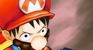 Luffy Mario Amiibo