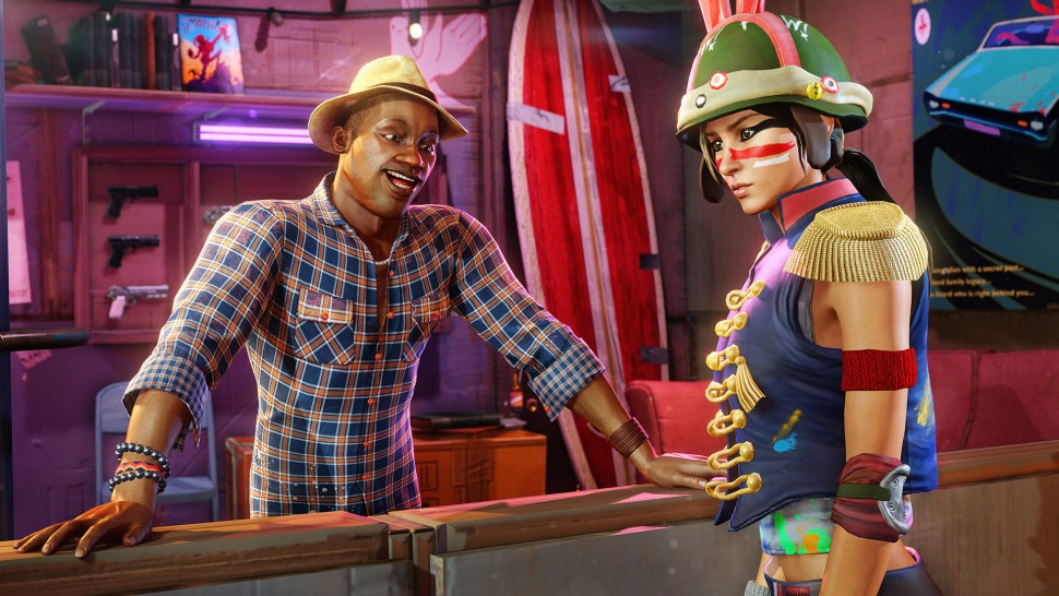 Sunset overdrive (2)