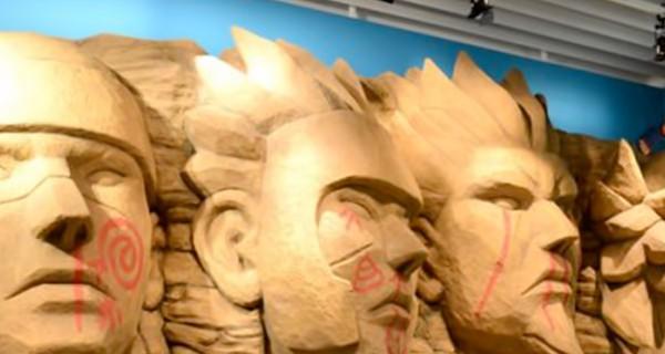 Naruto Expo de arte