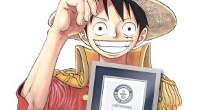 One Piece—Record mundial