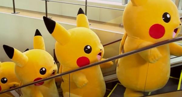 desfile pikachu