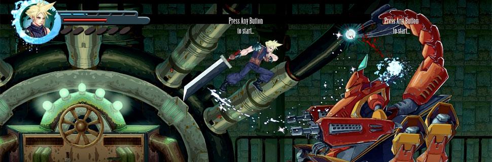 Final Fantasy VII 2D Final-Fantasy-vii-reimaginated-2d