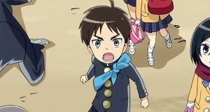 Shingeki no Kyojin Junior high