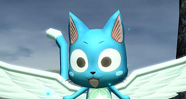 Fairy Tail Phantasy Star Online 2