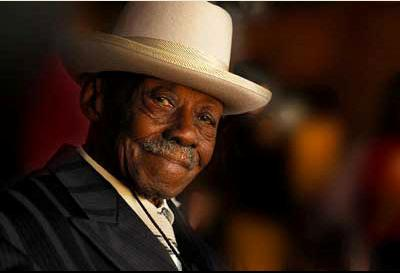 "Fallece una leyenda del Blues ""Pinetop Perkins"""