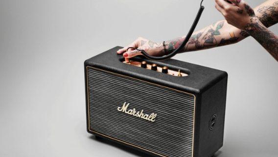 """Marshall lanza """"Hanwell"""" sistema de sonido HiFi con esencia de amplificador británico"""