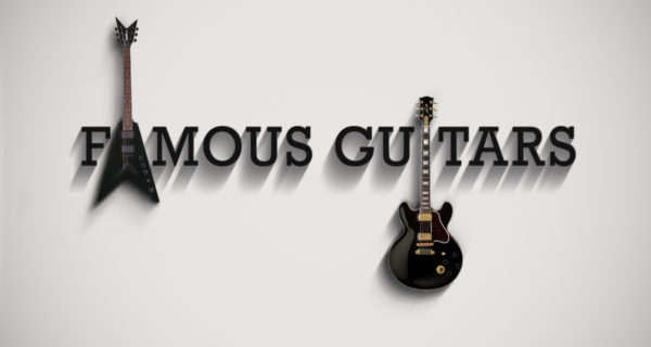 """Video: """"Famous Guitars"""" las guitarras hechas iconos gracias a sus dueños"""