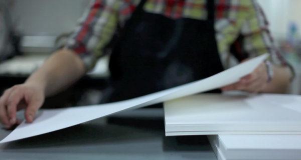 Letterpress por AGGD
