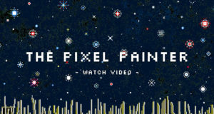 The Pixel Painter