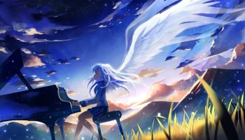 Angel Beats Piano Kanade
