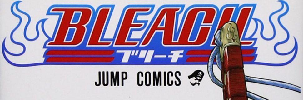 """Manga """"Bleach"""" a un solo volumen de llegar a su Final Bleach-970x320"""
