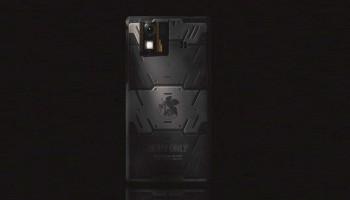 Smartphone de Evangelion con NTT docomo