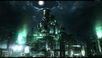 Midgar Final Fantasy 7