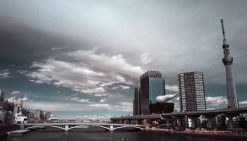 INFRARED un TimeLapse de Tokio