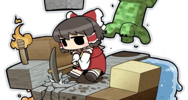 touhou minecraft