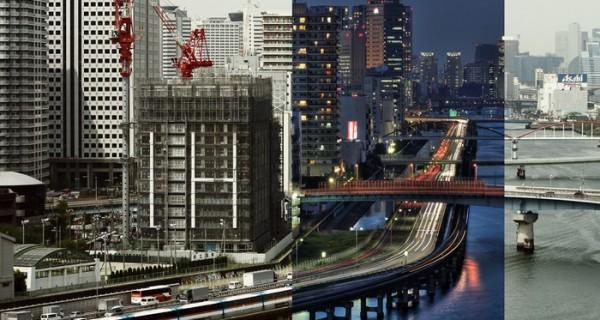 El día y la noche en Tokio 2