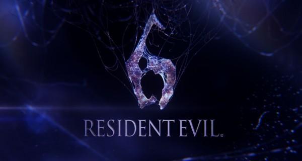 resident evil6 logo