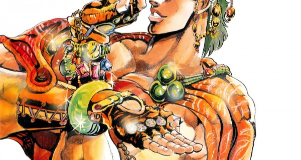 3204 – battle_tendency jojo's_bizarre_adventure joseph_joestar