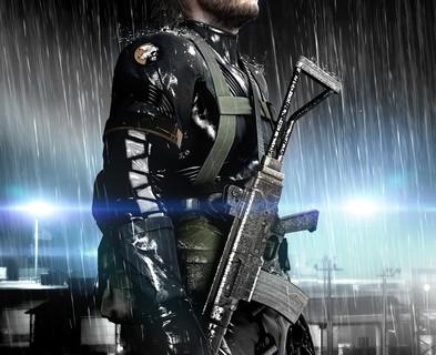 Metal Gear Ground Zero