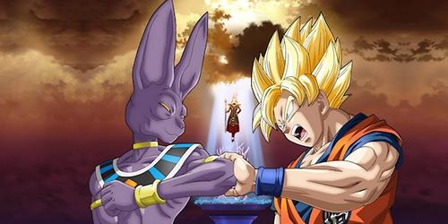 Dragon Ball Z Battle of Gods1