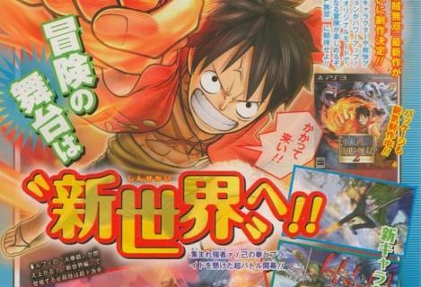 One Piece Kaizoku Musou 2