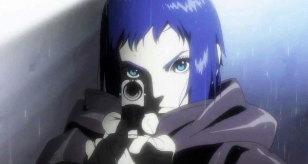 Ghost in the Shell Arise TV Series 600×324