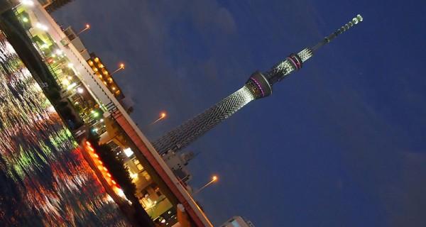 Tokyo Skytree – Por T.Kiya