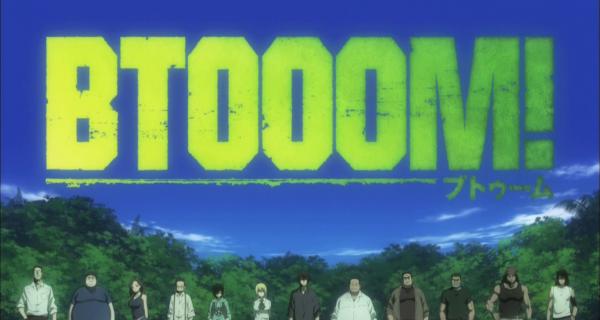 Resultado de imagen de btooom anime