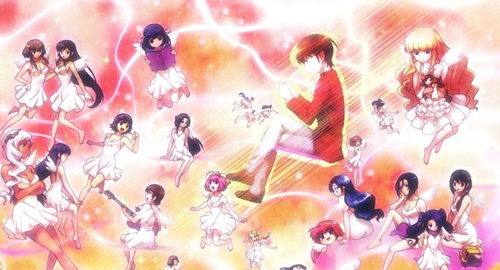 The World God Only Knows – Goddesses Arc