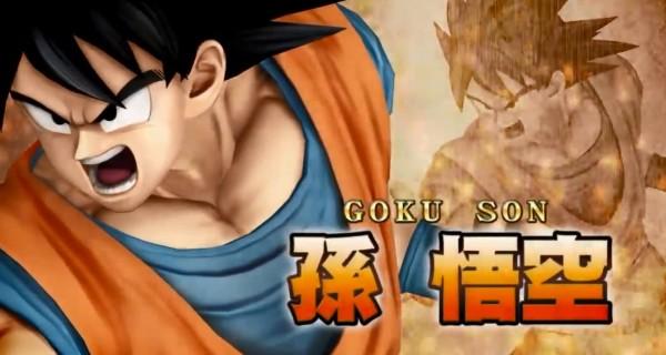 goku – J Stats Victory VS