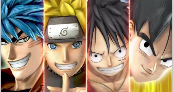 Goku, Luffy, Naruto y más en combate en los nuevos ...