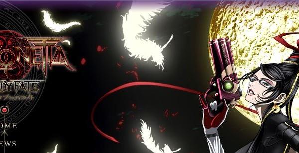Bayonetta Anime Bloddy Fate