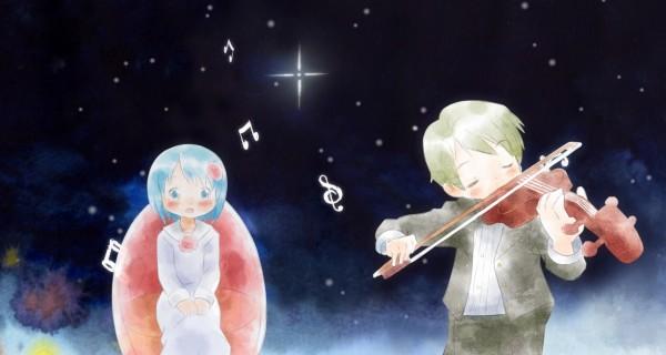 Madoka Magica Violin – g3Pen