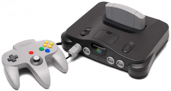 N64 Console Set – Por Evan Amos