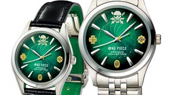 Reloj One Piece Zoro