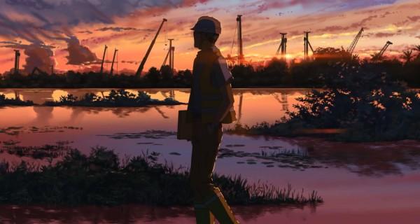 Cortometraje Makoto Shinkai Taisei Corporation