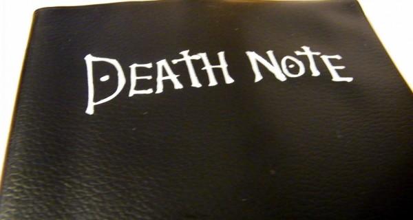 Death Note – Por gabofr