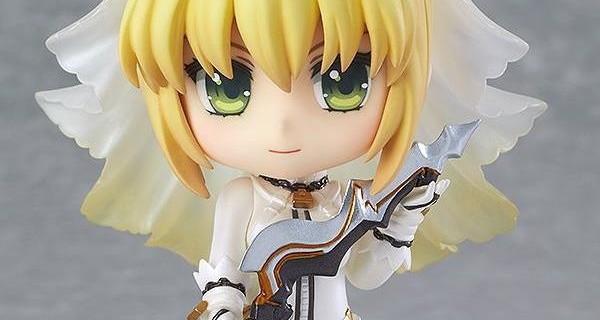 Fate Saber Novia Nendoroid 2