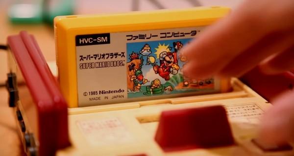 Famicon armonica 8 bits