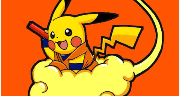 Pikachu dragon ball z – Pokachuu