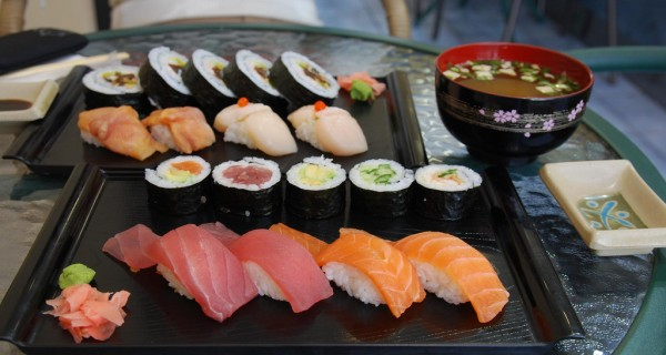 Sushi – CC por avlxyz